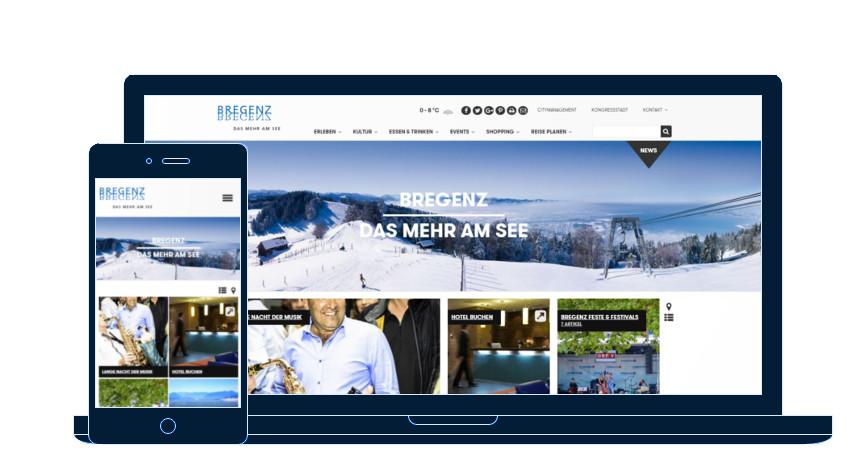 Bregenz – Das Mehr am See
